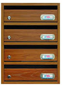 mantenimiento de cajas personales de banca