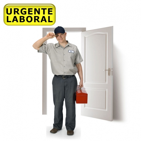 apertura de puertas urgente