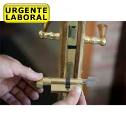 CAMBIO DE BOMBILLO O CERRADURA (URGENTE) LABORAL