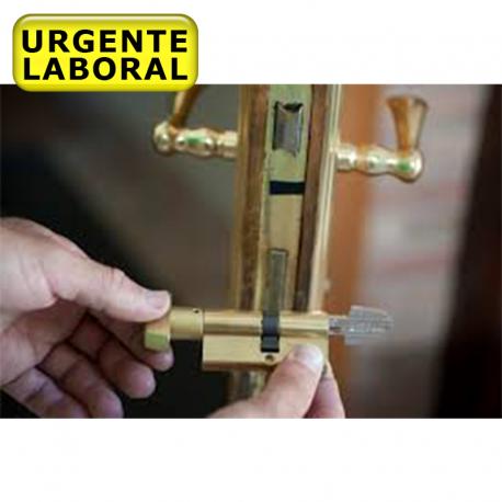 cambio de cerradura urgente