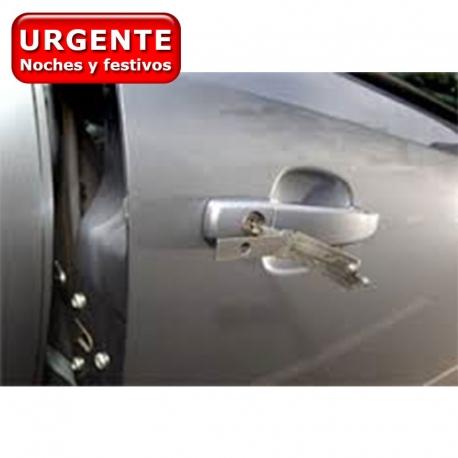apertura de coches urgente