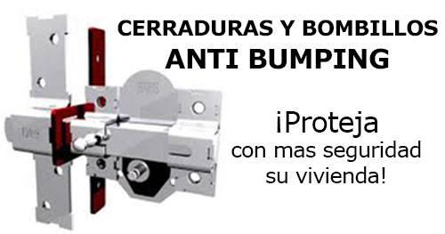 cerraduras y bombillos anti bumping, proteja con mas seguridad su vivenda